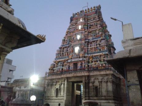 Sholingapuram Town Temple